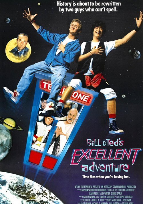 Bill Amp Ted S Excellent Adventure Events Coral Gables