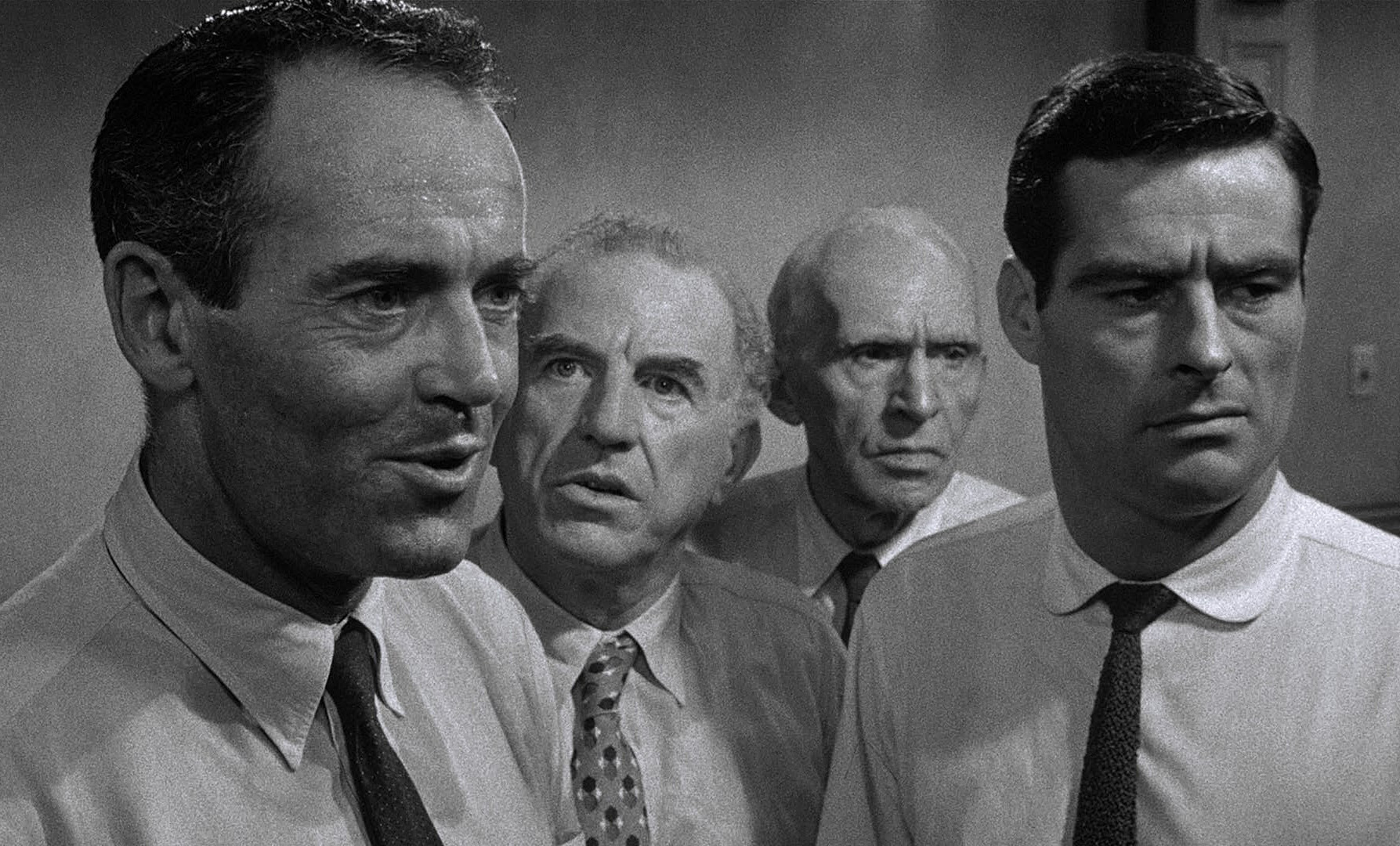 """a comprehensive movie analysis of twelve angry men by sidney lumet A production of """"twelve angry men"""" at the john w engeman theater at  into a  classic 1957 film directed by sidney lumet and starring henry."""