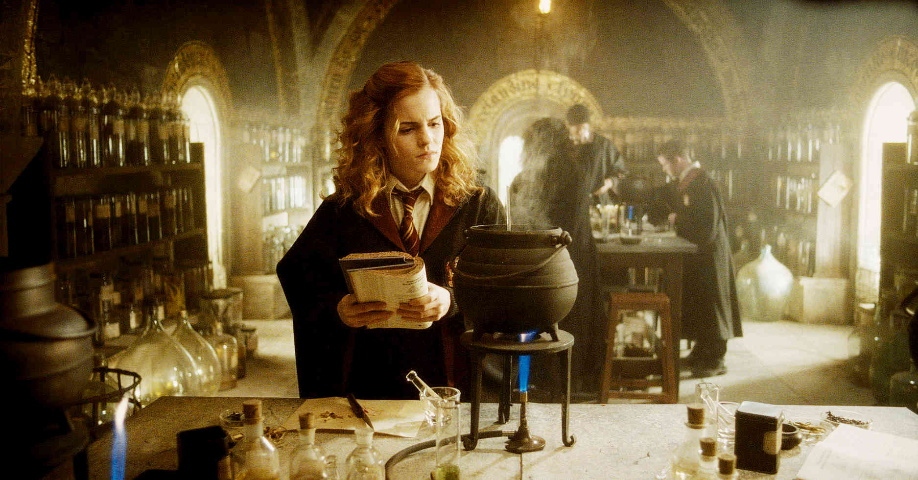 Harry Potter And The Half Blood Prince Events Coral