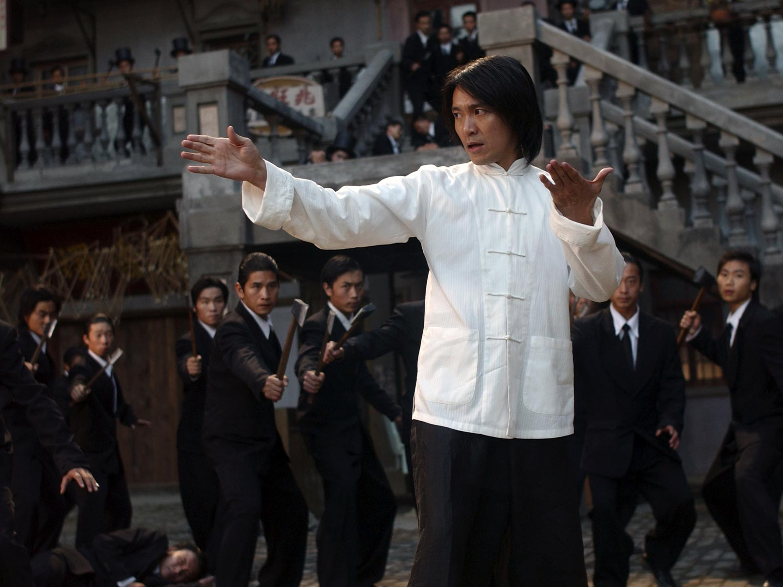 Kung Fu Hustle | Event...