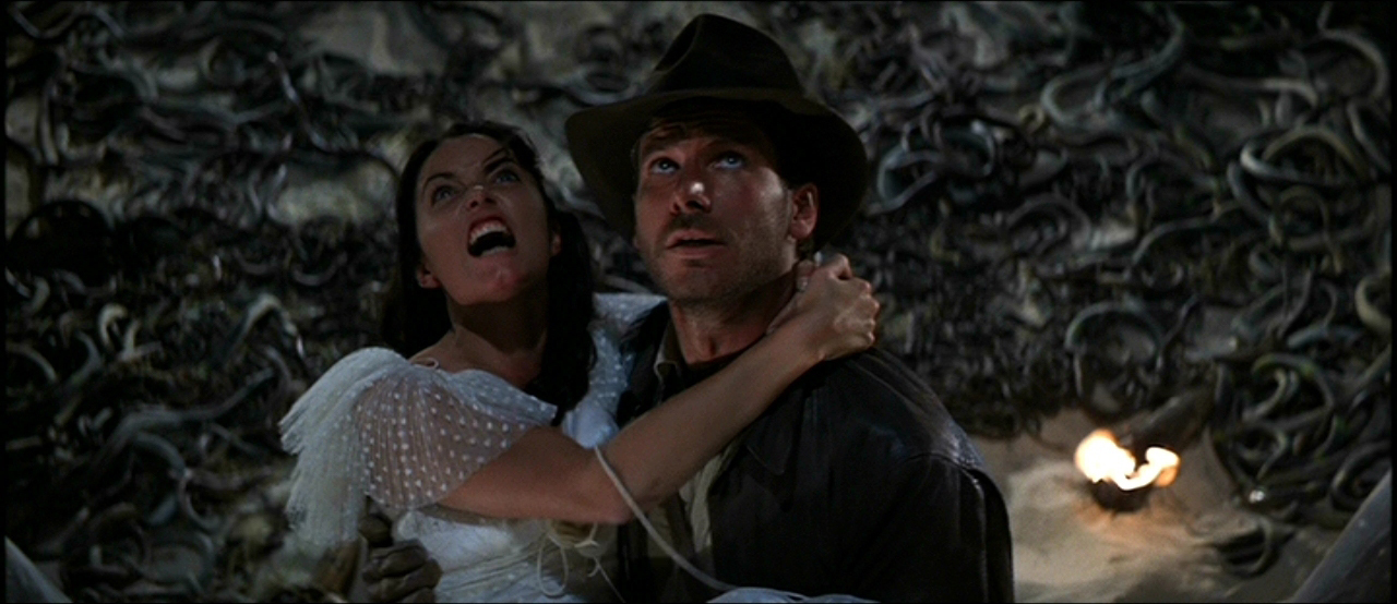 raiders of the lost ark and film violence essay Indiana jones and the raiders of the lost ark includes what may the best opening 10 minutes in movie history the key to the movie's success is ford's indiana jones, archeology professor and.