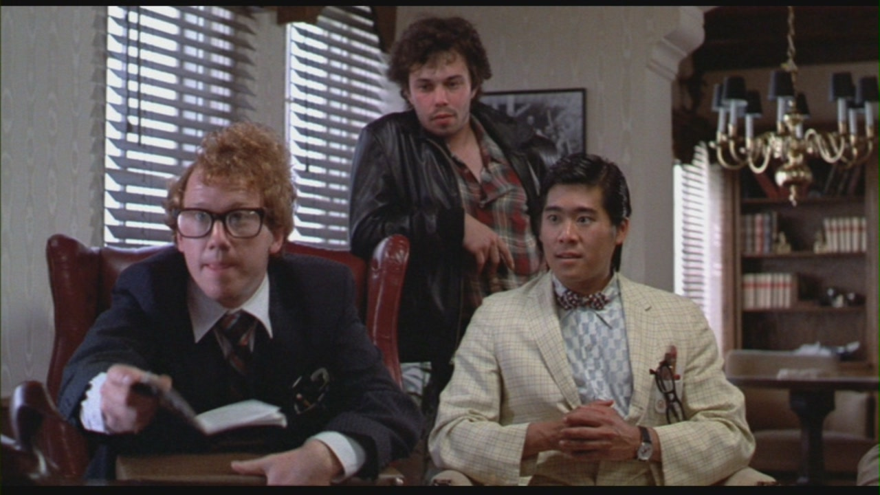 review of the film revenge of the nerds Watch revenge of the nerds ii: nerds in paradise online full movie, revenge of the nerds ii: nerds in paradise full hd with english subtitle stars: robert carradine, timothy busfield, donald gibb, bradley whitford, curtis armstrong, courtney thorne smith, larry b scott, andrew cassese.