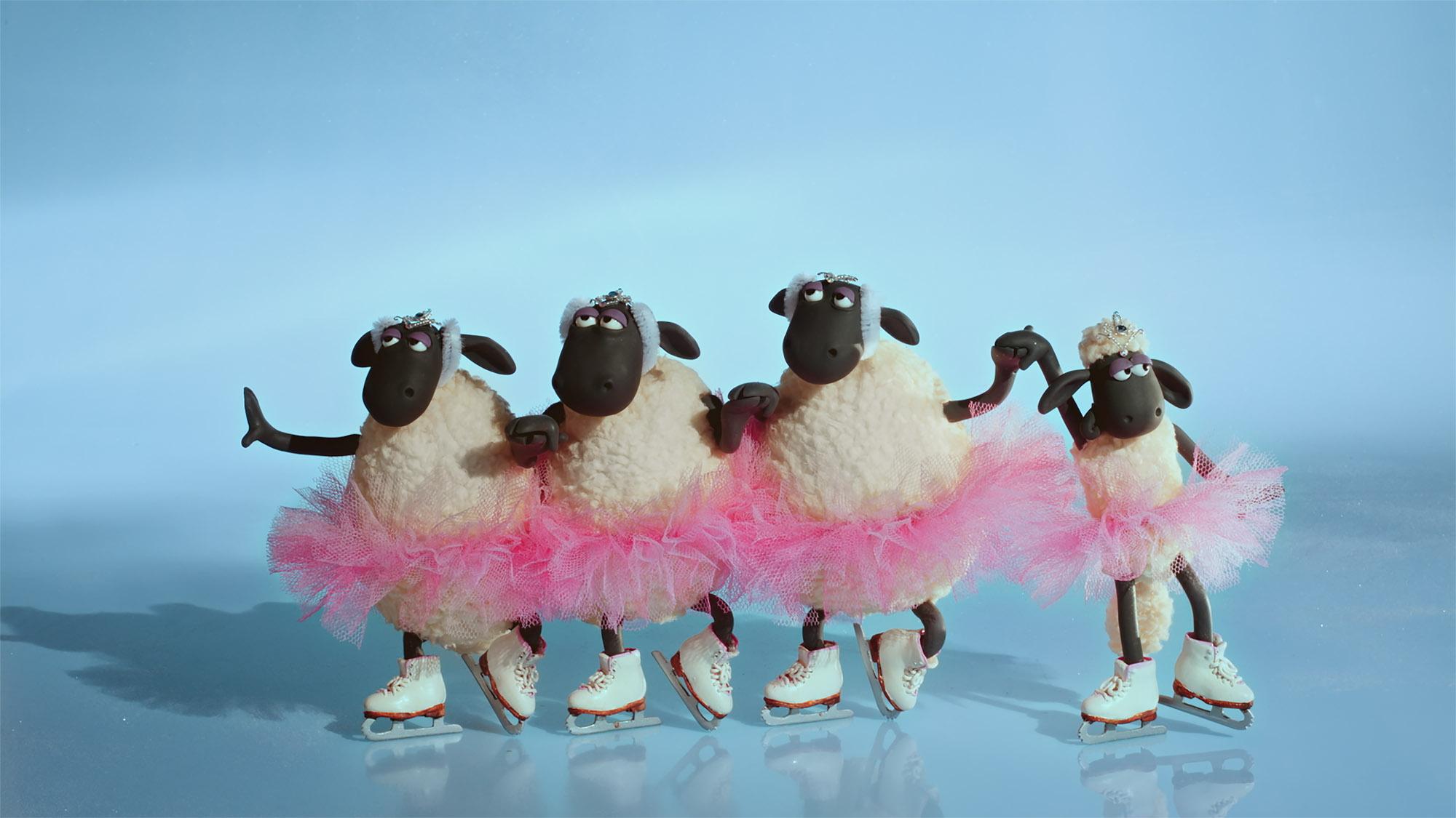 Shaun The Sheep Shorts Compilation Events Coral