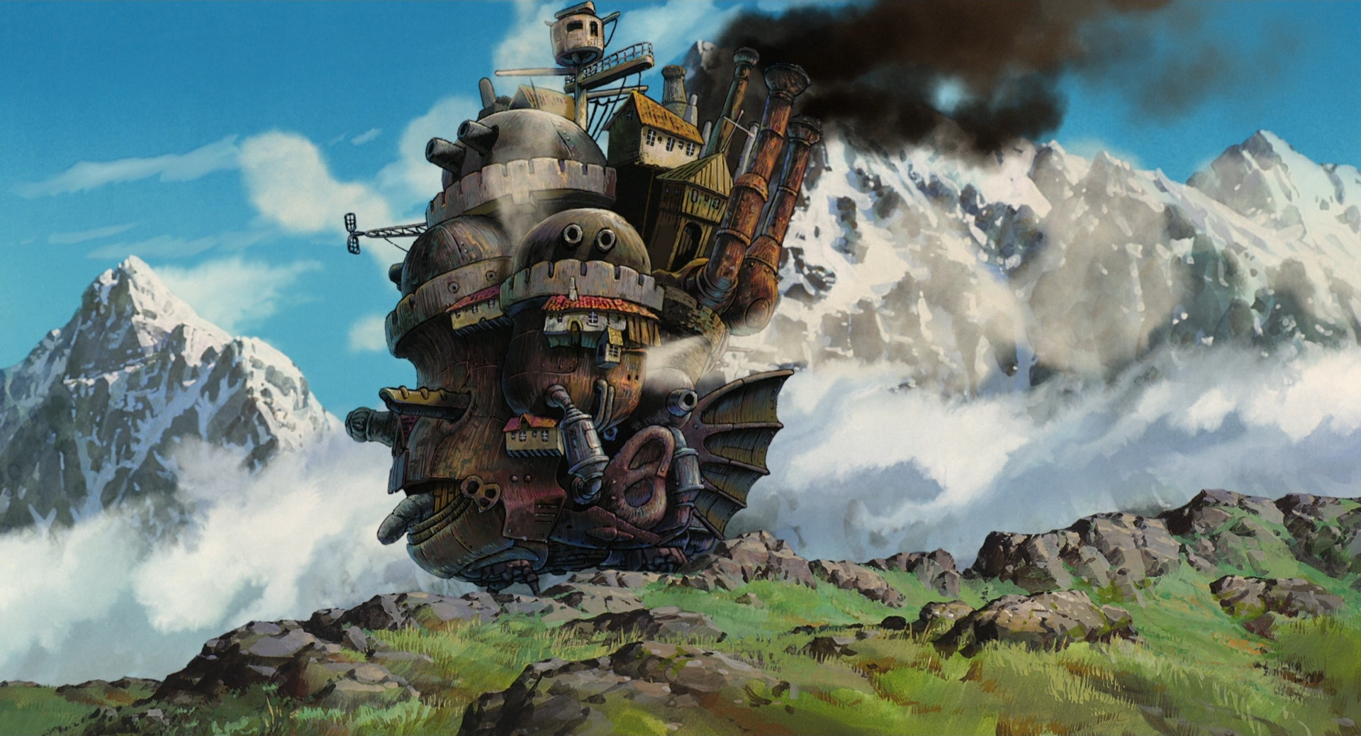 Howl's Moving Castle | Events | Coral Gables Art Cinema