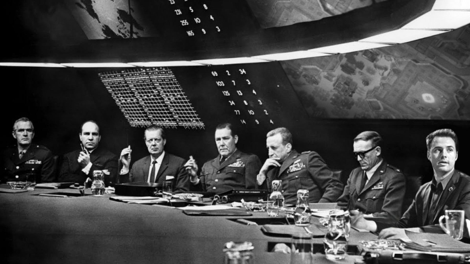 dr strangelove Amazoncom: dr strangelove, or: how i learned to stop worrying and love the bomb (special edition): james earl jones, peter bull, george c scott, keenan wynn.