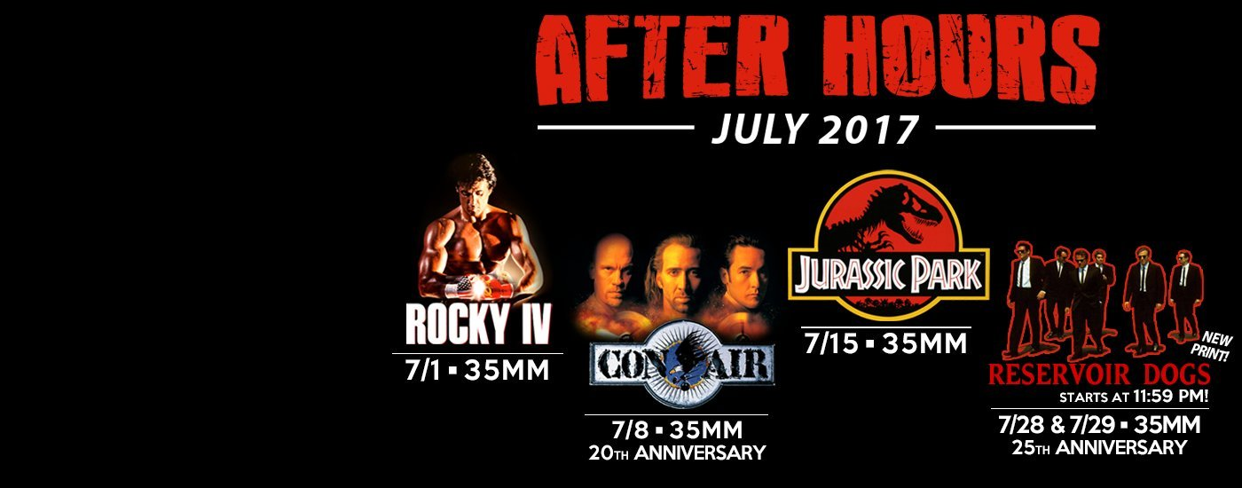 after hours july