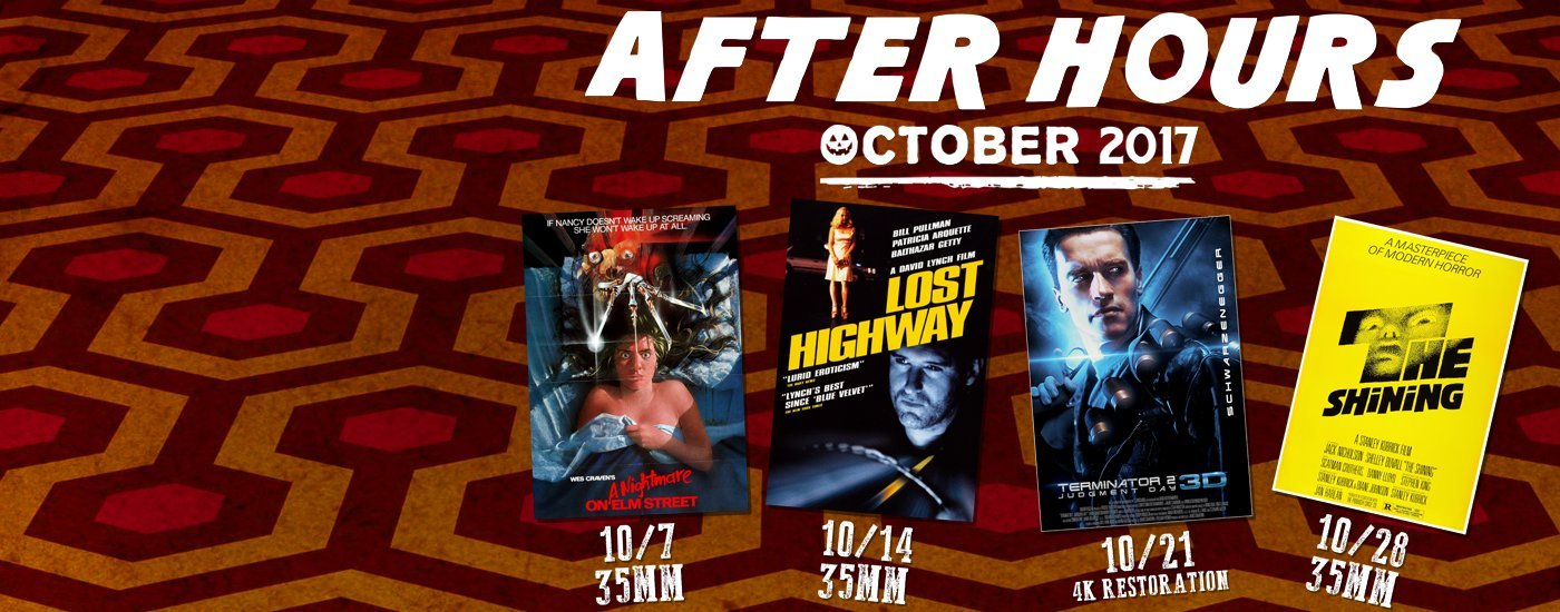 after hours october